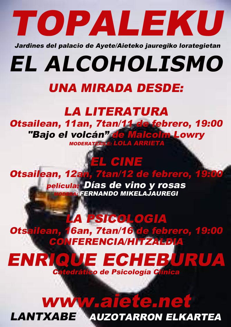 Las direcciones de los establecimientos medicinales del alcoholismo