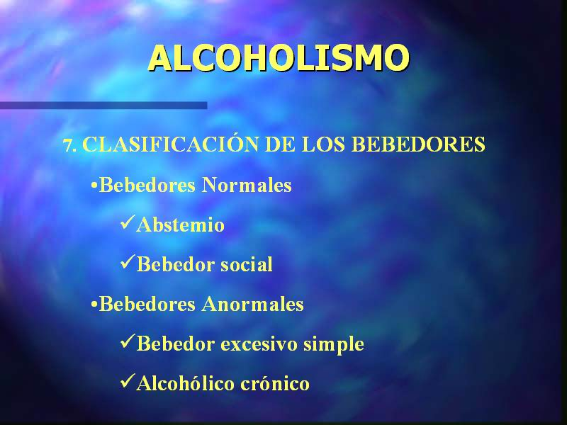 Evpatoriya la codificación del alcohol