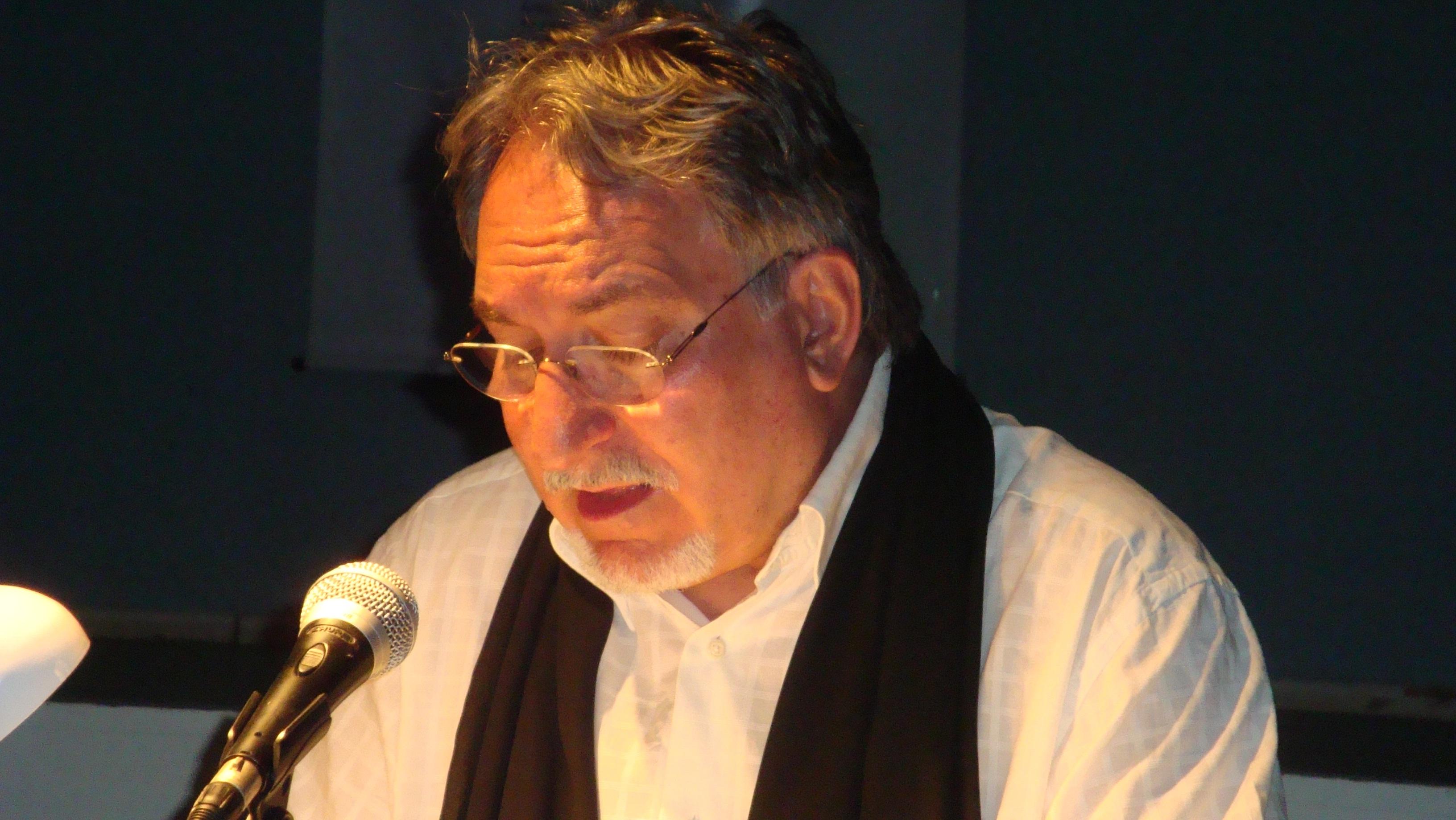 Ángel Marco, locutor y dramaturgo | Aiete – Lantxabe – Katxola – Ayete