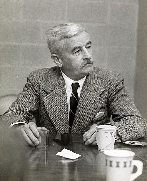 william faulkner papers