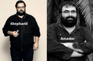AMADOR STEPHANE