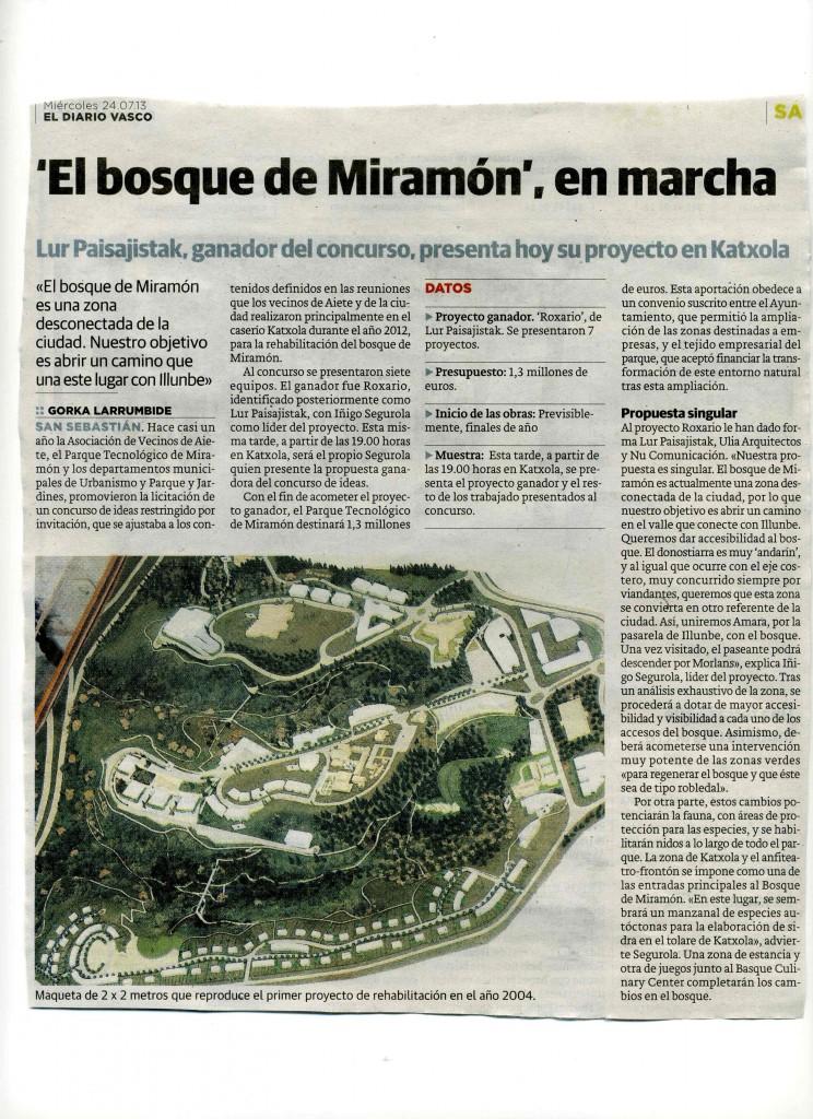 MIRAMON MAQUETA