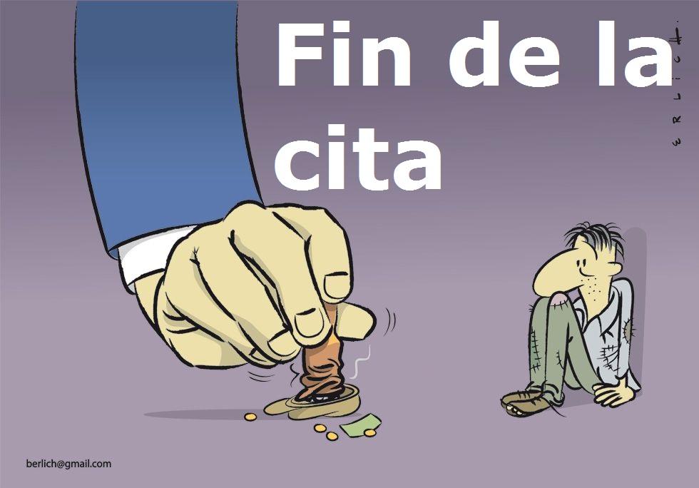 FIN DE LA CITA