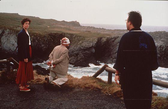 Fotograma de 'La muerte y la doncella', de Polanski, basada en la obra de teatro homónima de Ariel Dorfman.
