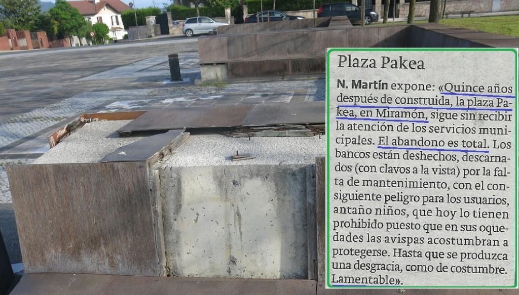 plaza pakea