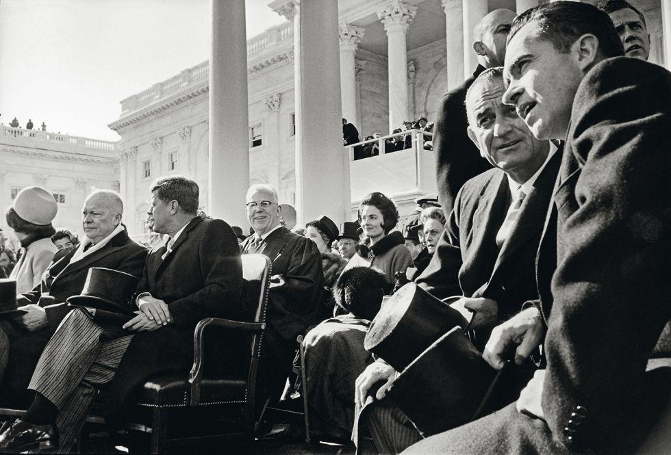 3 La meta de la carrera de Kennedy