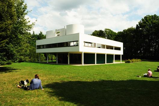 Villa Savoye,