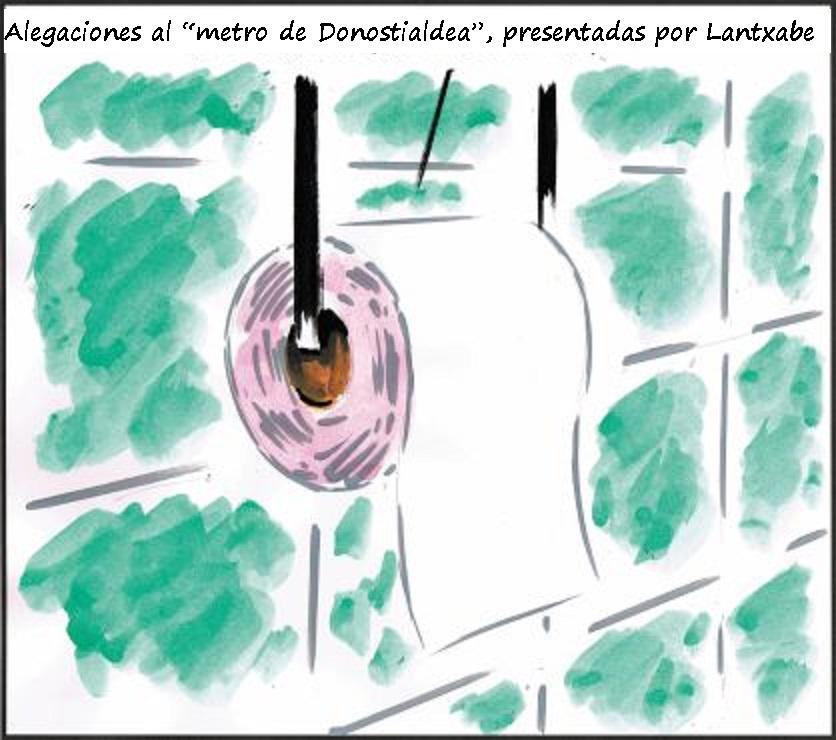 ALAEGACIONES DE LANTXABE