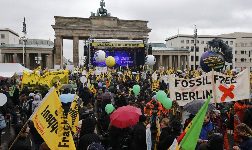 2 Brandenburgo en Berlín