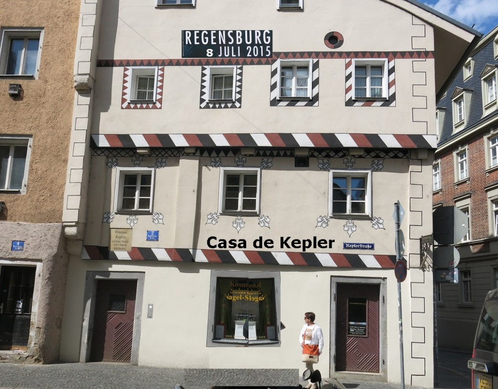 CASA DE KEPLER
