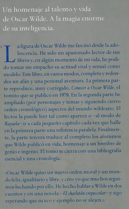 OSCAR WILDE B