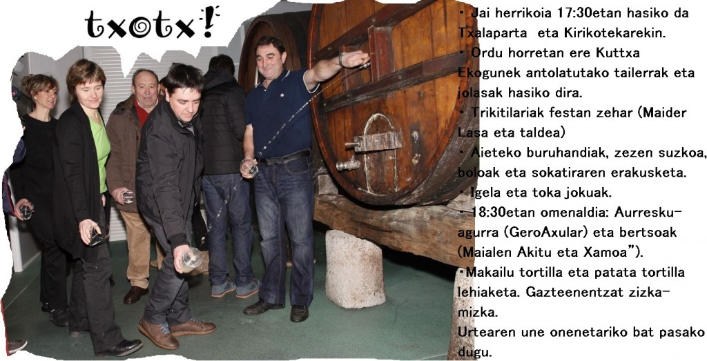 TXOTX web