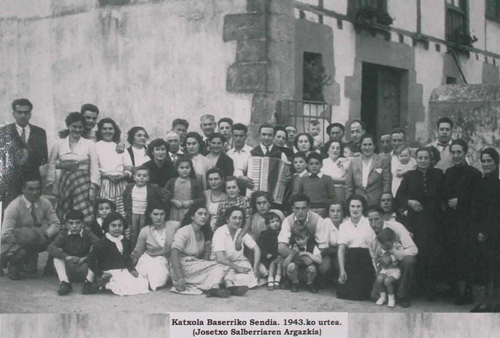 KATXOLA 1943
