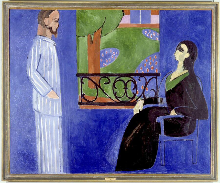 La Conversación de Matisse, en la exposición Tesoros del Hermitage en Madrid