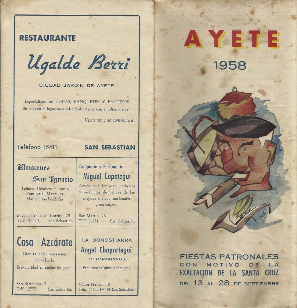 PROGRA 1958