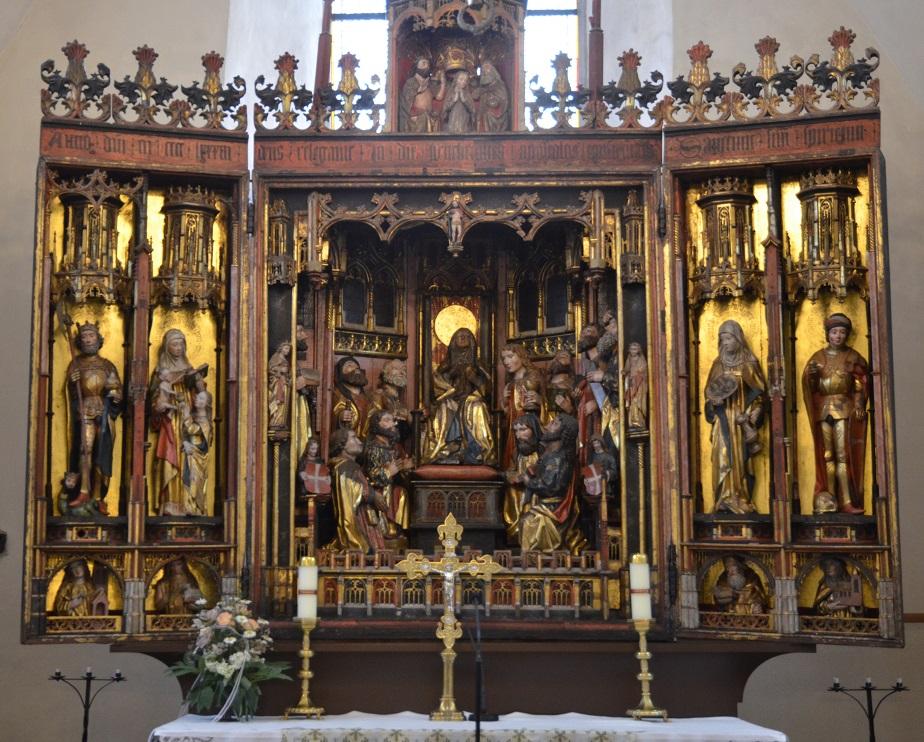 10 retablo