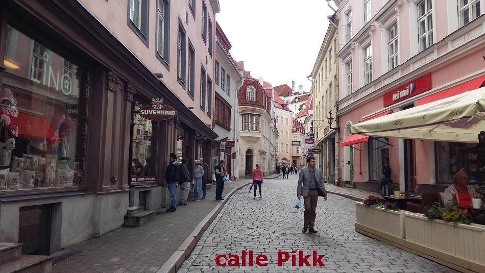 7 calle pikk