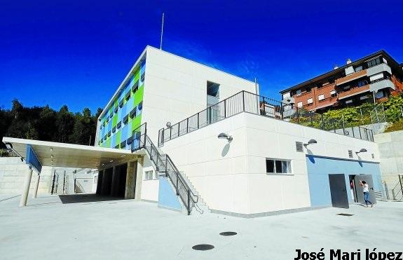 Colegio de aiete-6.9.16-donosti-fotos José Mari López