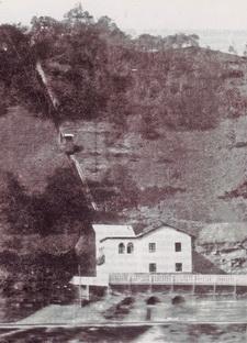 funicular del monte Puyo