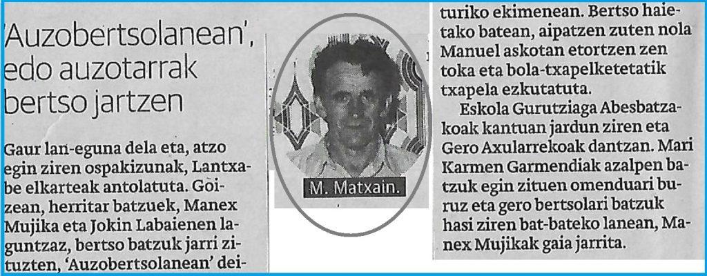 1 MATXAIN 23