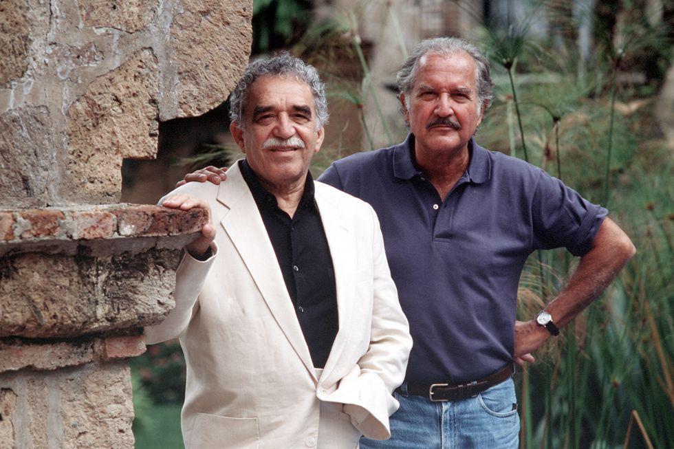 4 Carlos Fuentes