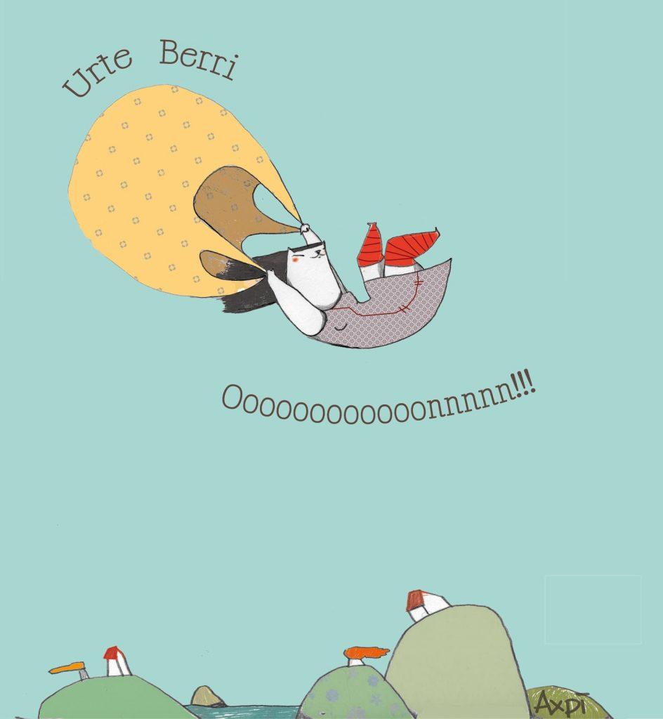 Urte Berri Oooon 2011