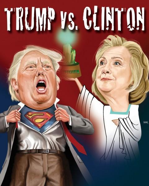 Hilary-trump